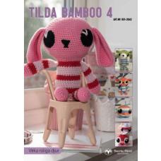 TILDA Bamboo 4 - Hækleopskrifter til sjove dyr