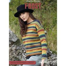 Svarta Fåret - Strikkeopskrifts hæfte - Frost 2 - Strik til familien i Frost garn