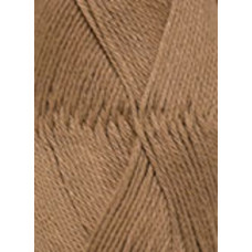 Billigt garn - Tilda Bamboo - Lys brun