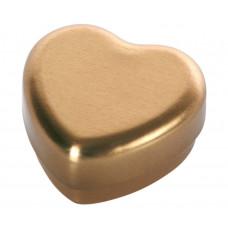 Maileg - Hjerte æske - Guld