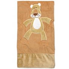 Teddykompaniet - Diinglisar Babytæppe - Wild løve