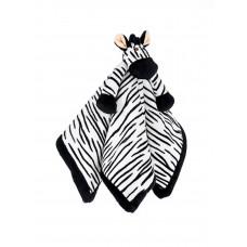 Teddykompaniet - Nusseklud Diinglisar - Zebra