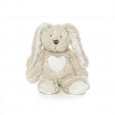 Teddykompaniet - Teddy Cream - Grå 24 cm