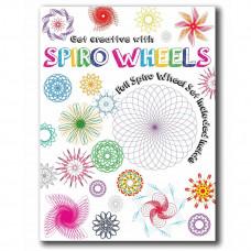 Karrusel forlag - Kreativ malebog - Spiro color