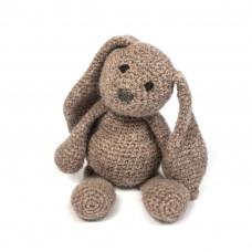 TOFT - Hækle opskrift - E-opskrift - Kaninen Emma