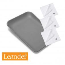Leander - Puslepude Matty - Pakketilbud - Dusty Grey
