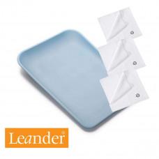 Leander - Puslepude Matty - Pakketilbud - Pale Blue