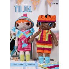 TILDA - Hækleopskrifter til skønne dukker og tilbehør