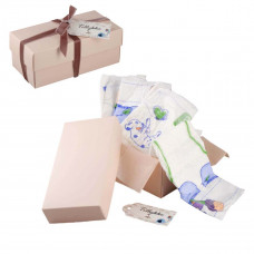Lykønskningskort - Babykort - Kort og gaveæske