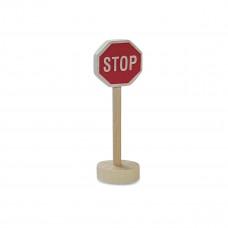 Vejskilte I Træ Til Bilbane - Fuldt Stop