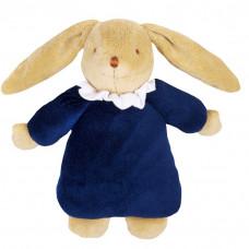 Trousselier - Kanin bamse med spilledåse - Blå