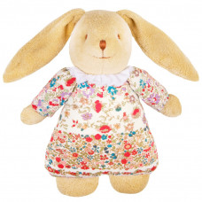 Trousselier - Kanin bamse med spilledåse - Liberty of London flower