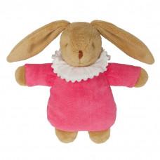 Trousselier - Kanin bamse med spilledåse - Pink