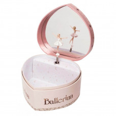 Trousselier - Smykkeskrin selvlysende med musik - Ballerina
