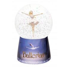 Trousselier - Snekugle med musik, lys og glimmer - Ballerina
