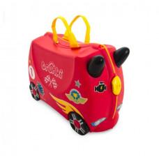 Trunki - Børnekuffert - Rocco Racerbil