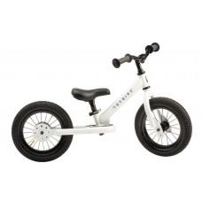 Trybike - Løbecykel med retro look - Hvid