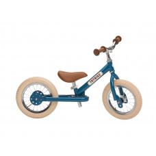Trybike - Løbecykel med retro look - Vintage blue