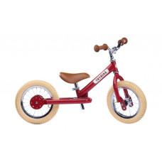 Trybike - Løbecykel med retro look - Vintage red