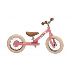 Trybike - Løbecykel med retro look - Vintage rose