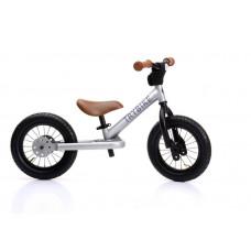 Trybike - Løbecykel med retro look - Silver