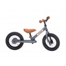 Trybike - Løbecykel med retro look - Antracitgrå