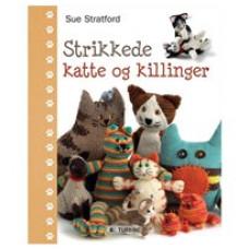 Turbine - Strikkebog - Strikkede Katte og Killinger
