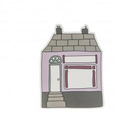 Sebra - Lykønskningskort - Fødselsdagskort - Village hus