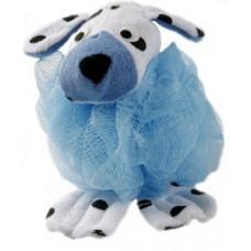 Badesvamp - Himmelblå Dalmatiner