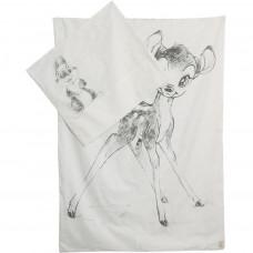 Wheat - Junior sengetøj - Organic - Bambi